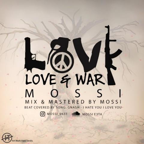 دانلود آهنگ جدید مصی عشق و جنگ