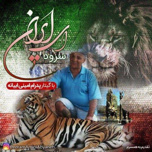 دانلود آهنگ جدید پدرام امینی سرود ای ایران